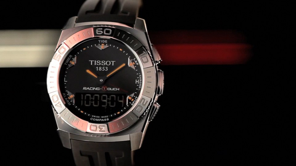 TISSOT - Touch